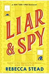 Liar & Spy by Rebecca Stead (2013-08-06) Paperback
