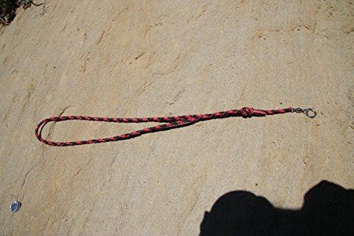 Whistle Lanyard - Kangaroo Leather (Border Collies In Action)