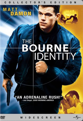 (The Bourne Identity (Widescreen Collector's Edition))