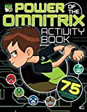 Power of the Omnitrix Activity Book (Ben 10)