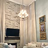 Ikiriska Extra Long Luxury Solid Linen Curtain Custom Made 12 13 14 15 16 17 18 20 24 ft Off White Beige Gray Dark Blue 2 Story Drapes Free Swatch (Beige, 100W288L Inches) Review