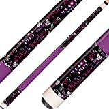 Players 52 Inch Junior Kid Child Cue - Princess of Pool by Players