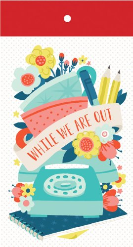 While We Are Out List Pad ebook