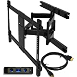 70 inch full motion tv wall mount - Everstone TV Wall Mount for 37-70