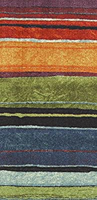 Mohawk Home New Wave Rainbow Printed Rug