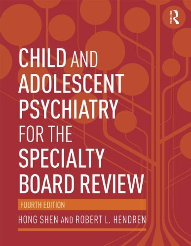 By Hong Shen - Child and Adolescent Psychiatry for the Specialty Board Review (4th Edition) (2014-09-26) [Paperback] Text fb2 ebook