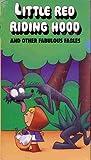 Little Red Riding Hood Cartoons [VHS]
