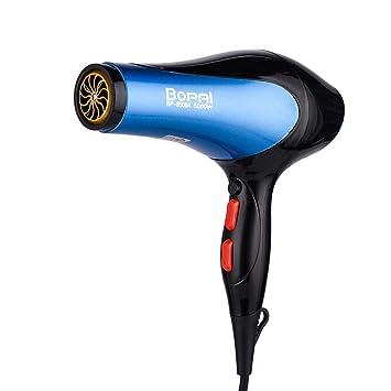 Secador de pelo, Professional 5000 W secador de pelo con 2 ...