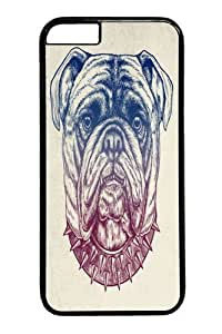 Case For Sam Sung Note 4 Cover Grit Bulldog Polycarbonate Hard Case Back Cover for Case For Sam Sung Note 4 Cover inch Black