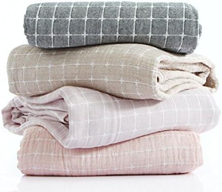 200cm BASA Couverture/,/Couverture de Sofa de Serviette de Gaze de Coton Simple Couverture de Sommeil Confortable/,/soulage la Pression/150
