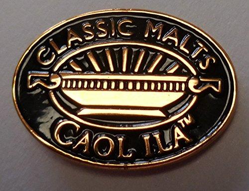 CAOL ILA SINGLE MALT SCOTCH PIN BADGE/LAPEL PIN
