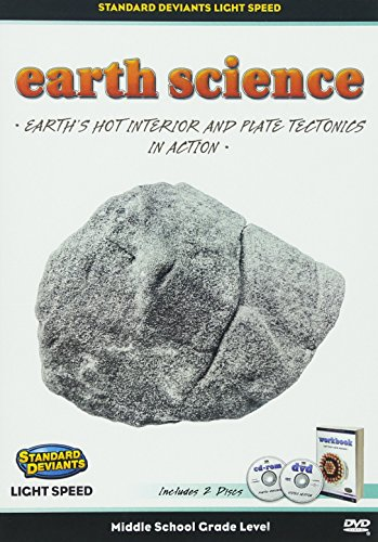 Light Speed Earth Science Module 2: Earth's Hot Interior and Plate Tectonics in Action ()