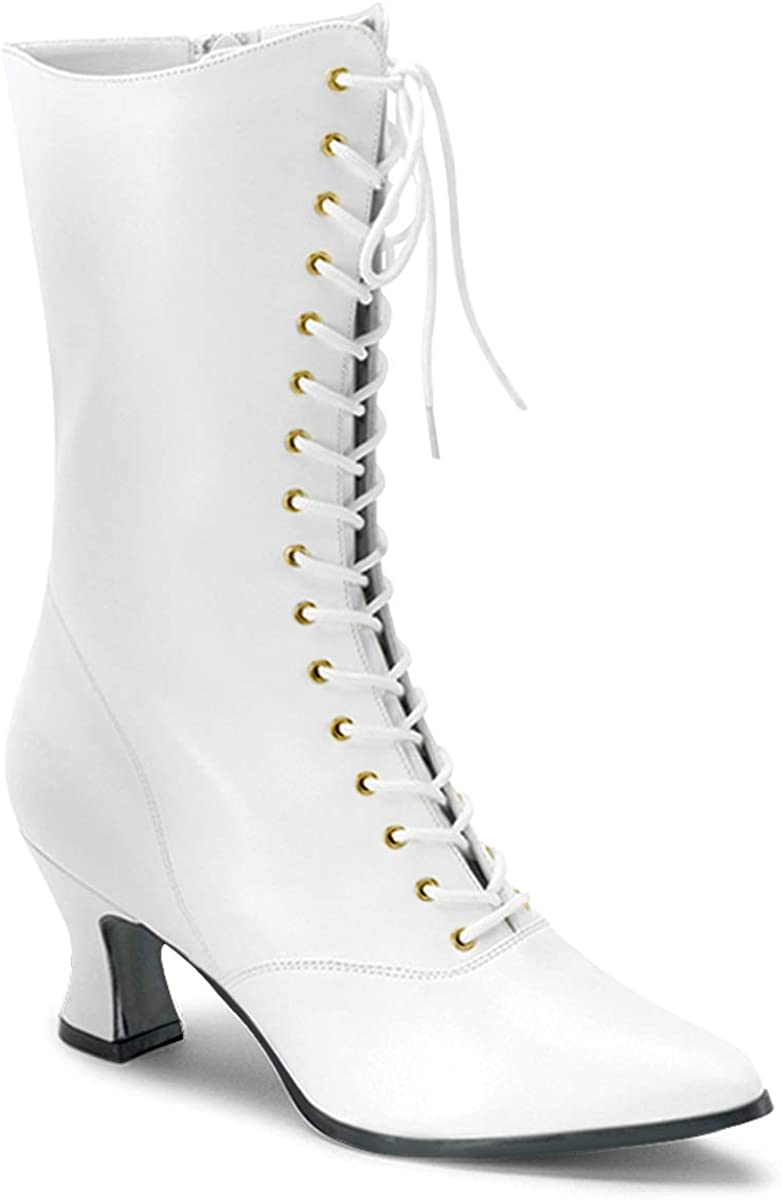 Funtasma by Pleaser Womens Victorian-120 Boot