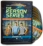 THE REASON SERIES:WHAT SCIENCE SAYS ABOUT GOD:(EPISODES 1-5) 5-DVD SET