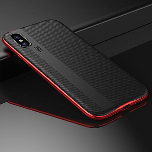 For iPhone X Plus Luxury Shockproof Slim Hard Protective Case Cover - Malls Pheonix