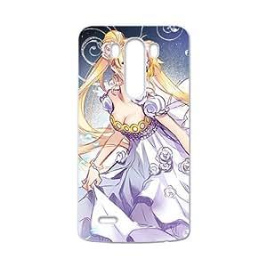 SHEP Anime cartoon lovely charming girl Phone Case for LG G3