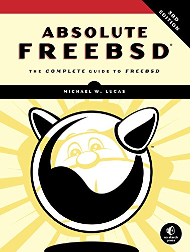 Read Online Absolute Freebsd  3rd Edition  The Complete