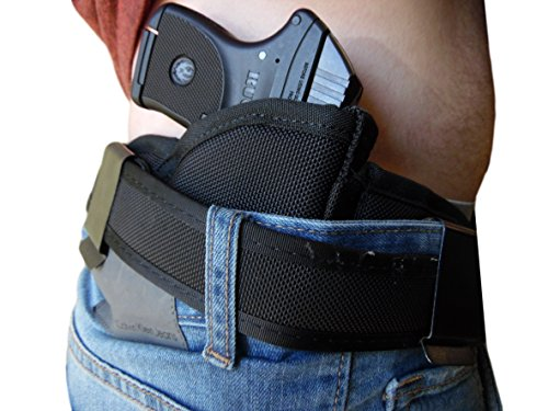 Bluestone Distributor Holster Fits most Sub compact and small Semi-automatic Pistols Ruger LCP and similar 380 Models and S&W Shield, Glock 42, Glock 43 (Ruger Semi Automatic)