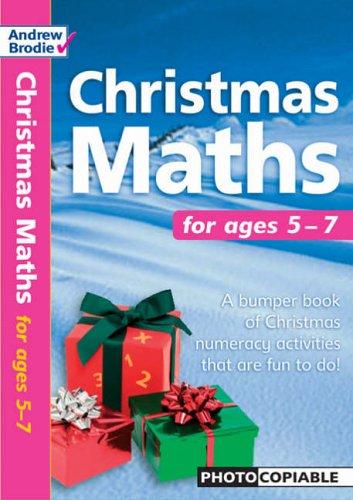 Christmas Maths: For Ages 5-7 (Christmas Maths): Amazon.co.uk ...