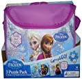 Frozen Carry and Go 3 Fashion Bag Puzzle | Popular Toys