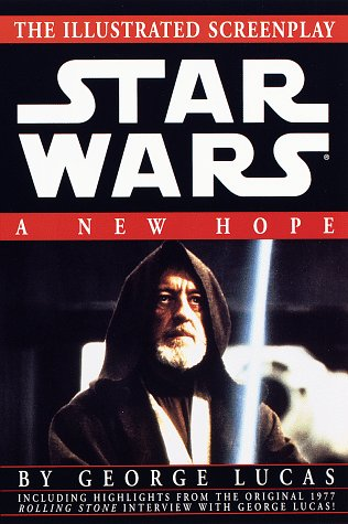 A New Hope: The Illustrated Screenplay (Star Wars, Episode IV) - 51HFT9BR9ML - A New Hope: The Illustrated Screenplay (Star Wars, Episode IV)