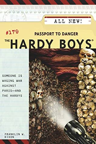 book cover of Passport to Danger
