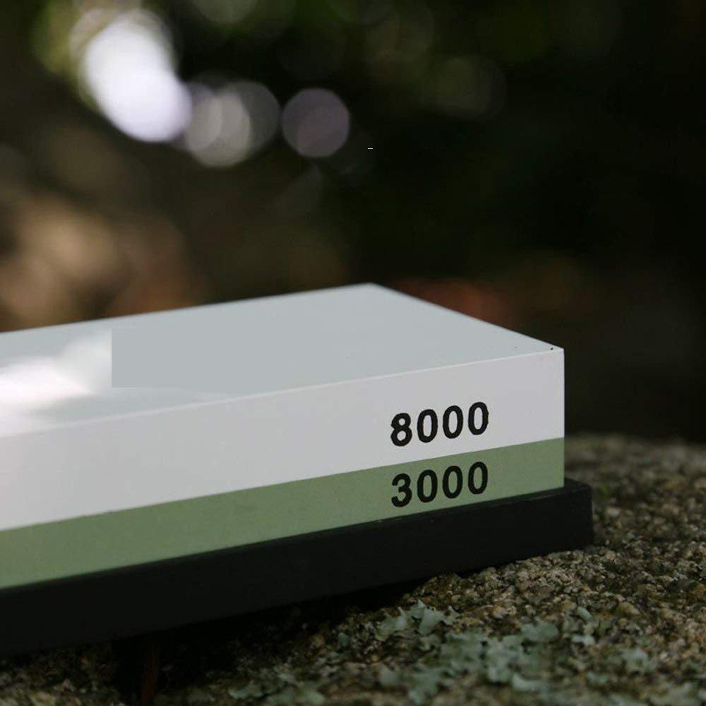 Amazon.com: Afilador de cuchillos, piedra whetstone ...