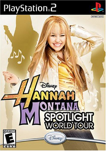 Disneys Hannah Montana Fashion (Hannah Montana Spotlight World Tour - PlayStation 2)