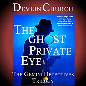 The Ghost Private Eye Audiobook