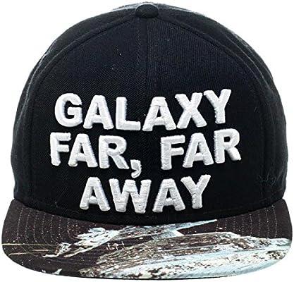 Star Wars Oficial Galaxy Far, Far Away Sublimado Bill Negro ...