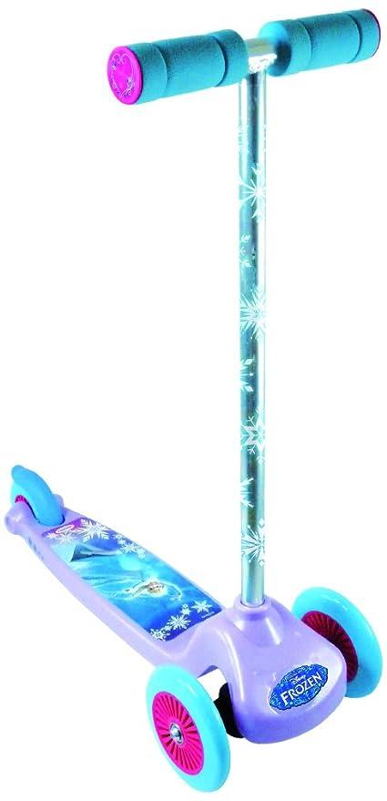 Frozen- Patinete Flex 3 Ruedas (Darpeje OFRO199)
