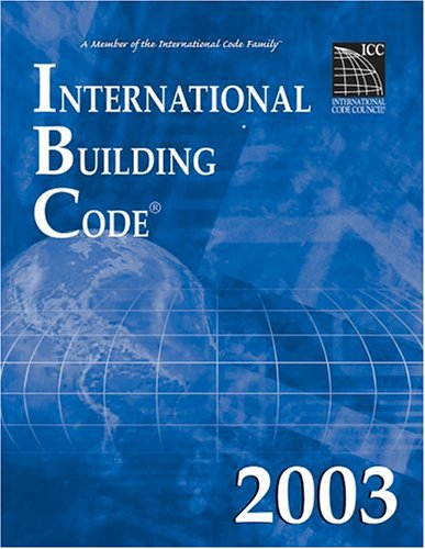 Pdf Home International Building Code 2003 (International Code Council Series)