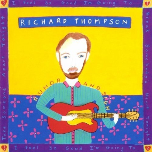 SACD : Richard Thompson - Rumor And Sigh (SACD)
