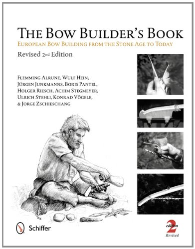 The Bow Builder's Book: European Bow Building from the Stone Age to Today by Brand: Schiffer Publishing, Ltd. (Image #2)