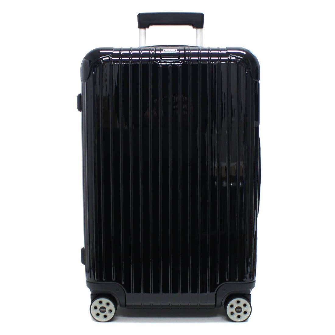 RIMOWA [ リモワ ] 【4輪】 サルサ デラックス 831.63.50.5 スーツケース マルチ 【Salsa Deluxe 】 Multiwheel ブラック 63L [並行輸入品]   B07QXP7FLR