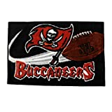 NFL Tampa Bay Buccaneers 20-Inch-by-30-Inch Tufted Rug