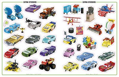 Ultimate Sticker Collection: Disney Pixar Cars (Ultimate Sticker Collections) by DK Publishing Dorling Kindersley (Image #4)