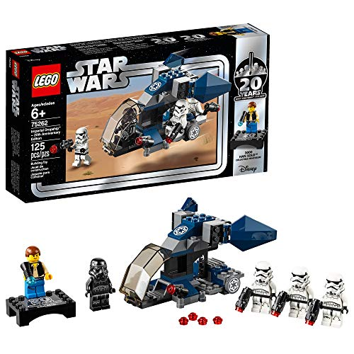 Anniversary Toys - LEGO Star Wars Imperial Dropship - 20th Anniversary Edition 75262 Building Kit (125 Piece)