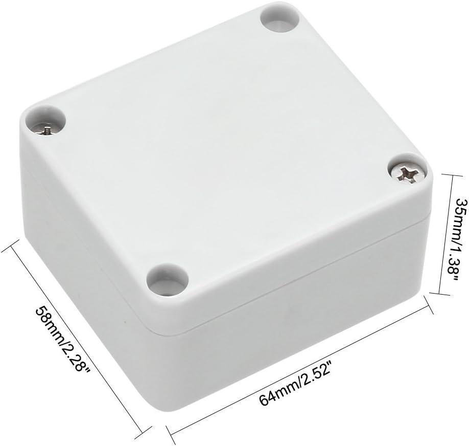 Sourcingmap – Caja de derivación universal ABS para todo tipo de ...