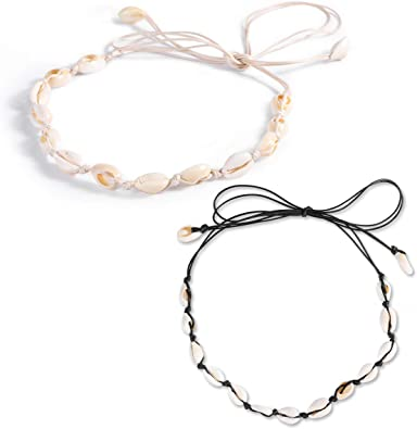 Waxed black cord surfer choker//necklace beads Earrings Anklet Bracelet Charms
