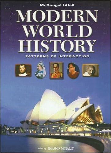 Amazon com: Modern World History: Patterns of Interaction