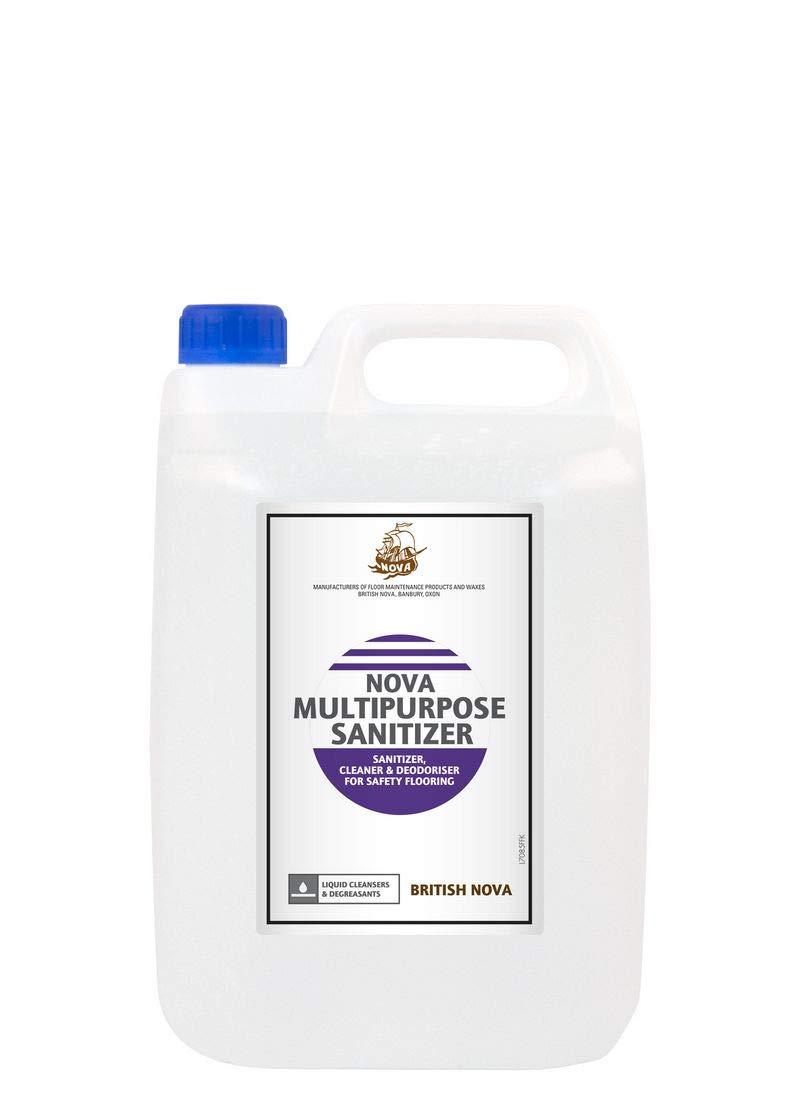 Nova Multiusos Desinfectante - 5 Litros - British Nova BN1272: Amazon.es: Alimentación y bebidas