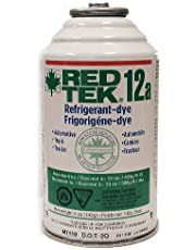 RED TEK R-12a Refrigerant (5 Oz. Can) Freon Replacement