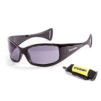 Ocean Sunglasses Mentaway - Gafas de Sol polarizadas - Montura : Negro Mate - Lentes :