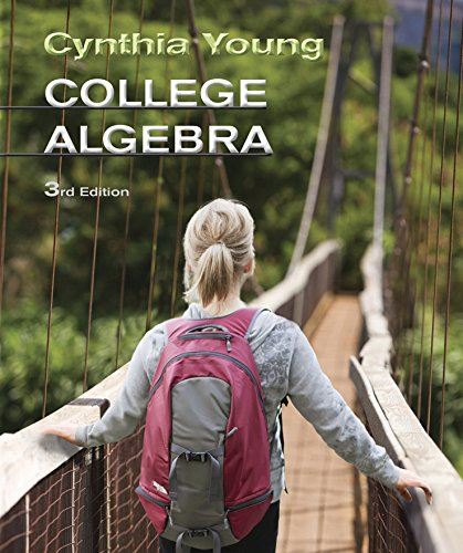 College Algebra 3e + WileyPLUS Registration Card