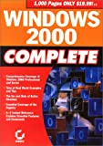 Windows 2000 Complete, Sybex Inc. Staff, 0782127215