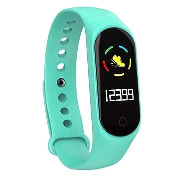 Amazon.com: NOMENI Waterproof Health Tracker Fitness Tracker ...