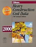 Heavy Construction Cost Data, 2000 9780876295533