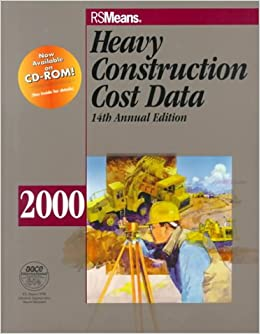 Heavy Construction Cost Data 2000 (Means Heavy Construction Cost Data 2000)