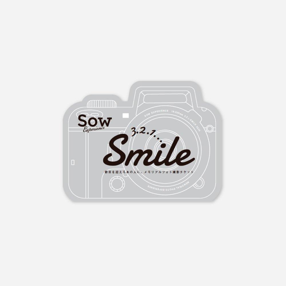 体験型カタログギフト メモリアルフォト撮影チケット-Sow Experience(ソウエクスペリエンス) B01G357T36